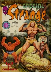 Cover Thumbnail for Spécial Strange (Editions Lug, 1975 series) #13