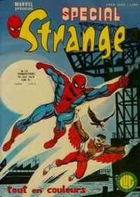 Cover Thumbnail for Spécial Strange (Editions Lug, 1975 series) #16