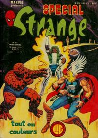 Cover Thumbnail for Spécial Strange (Editions Lug, 1975 series) #17