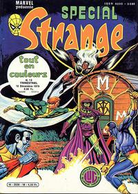 Cover Thumbnail for Spécial Strange (Editions Lug, 1975 series) #18