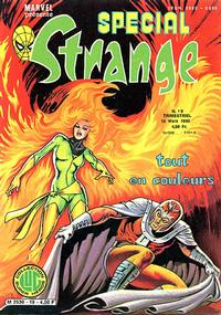 Cover Thumbnail for Spécial Strange (Editions Lug, 1975 series) #19