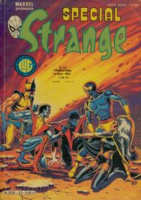Cover Thumbnail for Spécial Strange (Editions Lug, 1975 series) #23