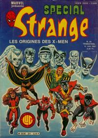 Cover Thumbnail for Spécial Strange (Editions Lug, 1975 series) #24
