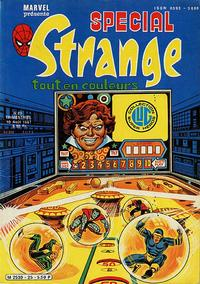 Cover Thumbnail for Spécial Strange (Editions Lug, 1975 series) #25