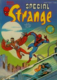 Cover Thumbnail for Spécial Strange (Editions Lug, 1975 series) #28