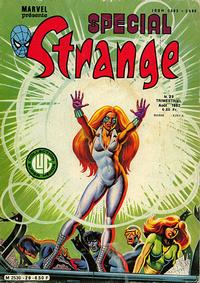 Cover Thumbnail for Spécial Strange (Editions Lug, 1975 series) #29