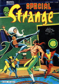 Cover Thumbnail for Spécial Strange (Editions Lug, 1975 series) #30