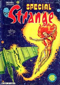 Cover Thumbnail for Spécial Strange (Editions Lug, 1975 series) #31