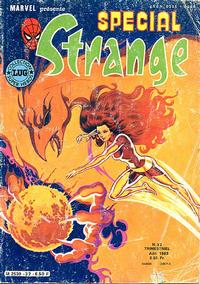 Cover Thumbnail for Spécial Strange (Editions Lug, 1975 series) #32