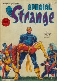 Cover Thumbnail for Spécial Strange (Editions Lug, 1975 series) #33