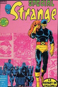 Cover Thumbnail for Spécial Strange (Editions Lug, 1975 series) #34