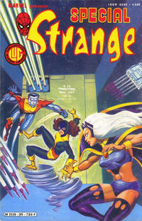 Cover Thumbnail for Spécial Strange (Editions Lug, 1975 series) #35