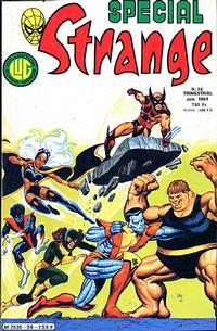 Cover Thumbnail for Spécial Strange (Editions Lug, 1975 series) #36