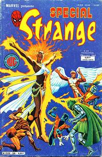 Cover Thumbnail for Spécial Strange (Editions Lug, 1974 series) #38