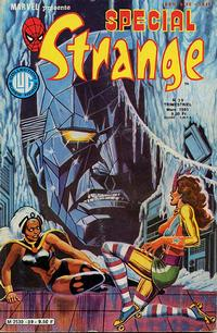 Cover Thumbnail for Spécial Strange (Editions Lug, 1975 series) #39