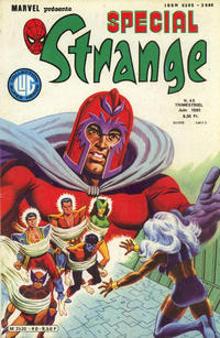 Cover Thumbnail for Spécial Strange (Editions Lug, 1975 series) #40