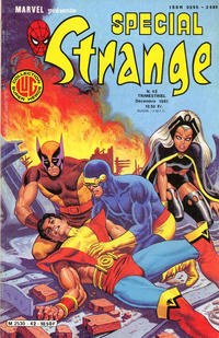 Cover Thumbnail for Spécial Strange (Editions Lug, 1975 series) #42