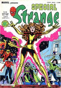 Cover Thumbnail for Spécial Strange (Editions Lug, 1975 series) #43