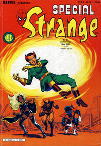 Cover Thumbnail for Spécial Strange (Editions Lug, 1975 series) #44