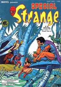 Cover Thumbnail for Spécial Strange (Editions Lug, 1975 series) #45