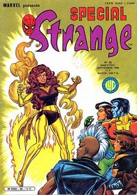 Cover Thumbnail for Spécial Strange (Editions Lug, 1975 series) #46