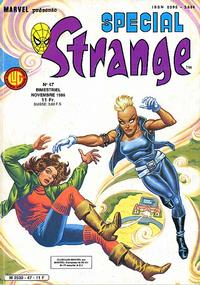Cover Thumbnail for Spécial Strange (Editions Lug, 1975 series) #47