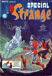 Cover Thumbnail for Spécial Strange (Editions Lug, 1975 series) #50