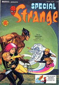 Cover Thumbnail for Spécial Strange (Editions Lug, 1975 series) #51