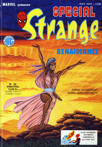 Cover Thumbnail for Spécial Strange (Editions Lug, 1975 series) #52