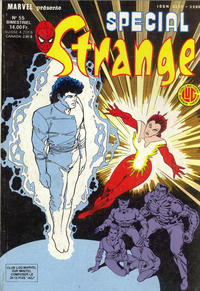 Cover Thumbnail for Spécial Strange (Editions Lug, 1975 series) #55