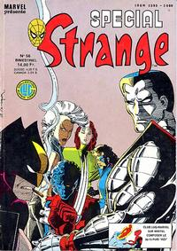 Cover Thumbnail for Spécial Strange (Editions Lug, 1975 series) #56