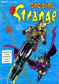 Cover Thumbnail for Spécial Strange (Editions Lug, 1975 series) #57