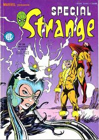 Cover Thumbnail for Spécial Strange (Editions Lug, 1975 series) #58
