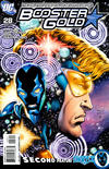 Cover for Booster Gold (DC, 2007 series) #28