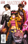 Cover for Nation X (Marvel, 2010 series) #2