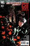 Cover for Catwoman (DC, 2010 series) #83