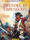 Cover for Roodbaard (Novedi, 1982 series) #21 - Zwendel in ebbenhout