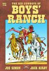 Cover for Boys' Ranch (Marvel, 1992 series)