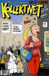Cover for Kollektivet (Bladkompaniet / Schibsted, 2008 series) #3/2010