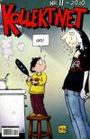 Cover for Kollektivet (Bladkompaniet / Schibsted, 2008 series) #11/2010