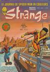 Cover for Strange (Editions Lug, 1970 series) #135