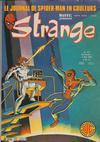 Cover for Strange (Editions Lug, 1970 series) #137