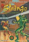 Cover for Strange (Editions Lug, 1970 series) #139