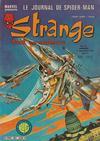 Cover for Strange (Editions Lug, 1970 series) #141