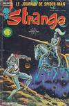 Cover for Strange (Editions Lug, 1970 series) #167