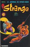 Cover for Strange (Editions Lug, 1970 series) #169