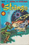 Cover for Strange (Editions Lug, 1970 series) #171