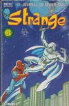 Cover for Strange (Editions Lug, 1970 series) #175