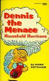 Cover for Dennis the Menace Household Hurricane (Gold Medal Books, 1963 series) #1-3679-5