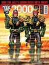 Cover for 2000 AD (Rebellion, 2001 series) #1664